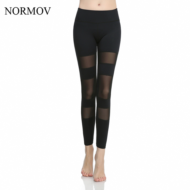 NORMOV S-L 2 Colors Leggings Women Summer Workout Legging Adventure Time Fashion Elastic Splice Spandex Super Soft Legins