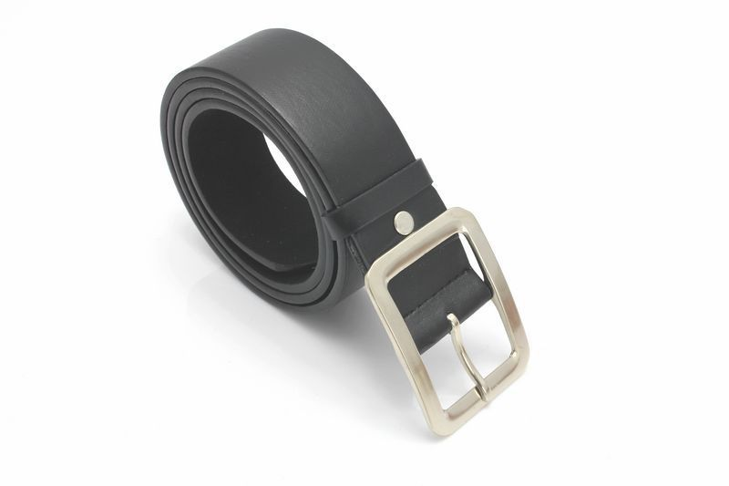 Pin Buckle Pu Leather Strap Simple Belt Fashion Male Jeans Pure Color Free Shipping