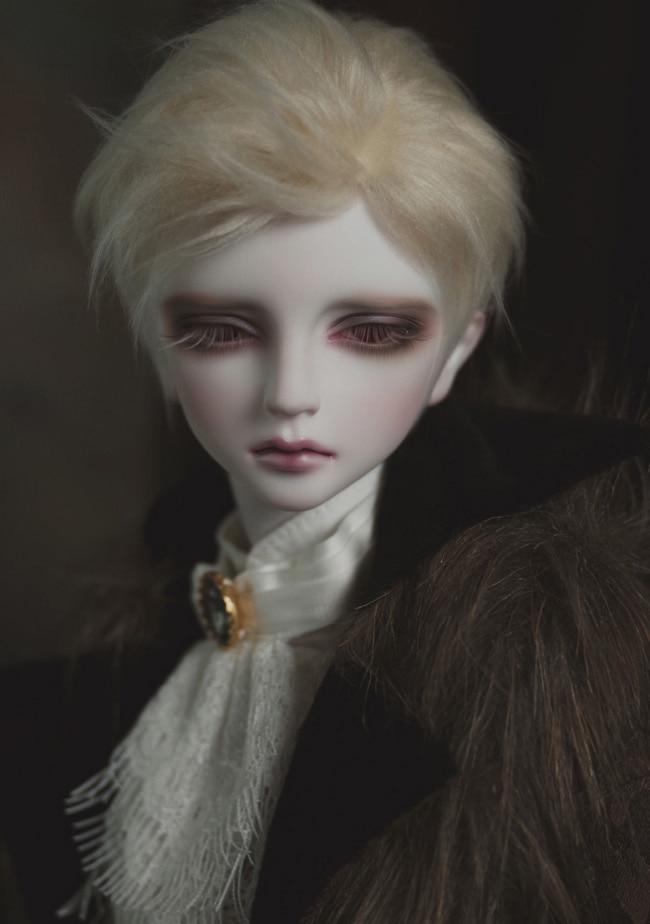 HeHeBJD 1 3 Enrill human version or vampire hand free eyes haman body no vampire hand