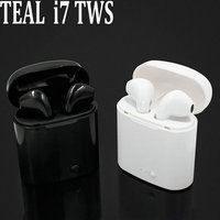 I7s TWS Bluetoooth Earbuds Ture Wireless Earphone Twins Mini In Ear Earpiece Cordless Headset For IPhone