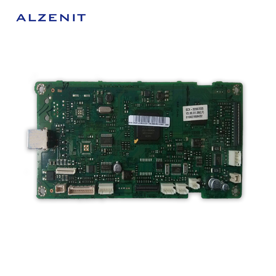 GZLSPART For Samsung 3200 SCX-3200 Original Used Formatter Board Laser Printer Parts On Sale alzenit for samsung clp 310 clp310 clp 310 original used formatter board laser printer parts on sale