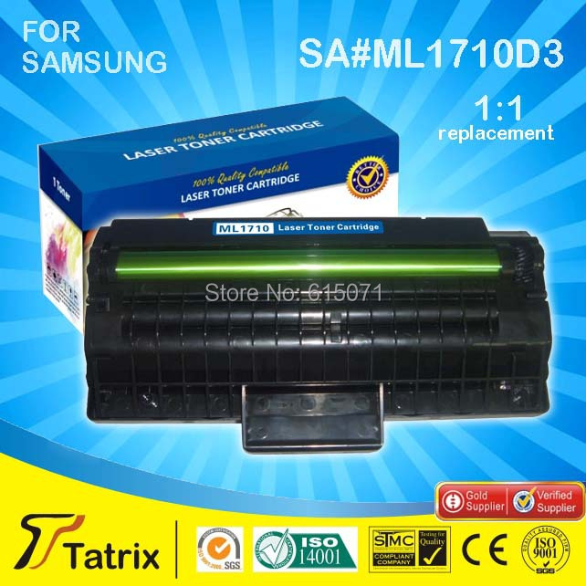 ФОТО ML1710 (ML1710D3) Compatible Toner Cartridge for Samsung ML1710 ( ML1710D3 ) for Samsung ML1500/1510/1510b/1520/1710 series