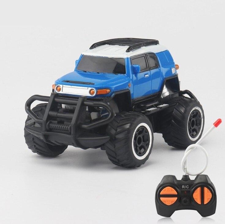 1:43 Mini Autos RC auto Off-road 4 Kanäle Elektrische Fahrzeug Modell Radio Fernbedienung Autos Spielzeug als Geschenke für Kinder Großhandel Spot