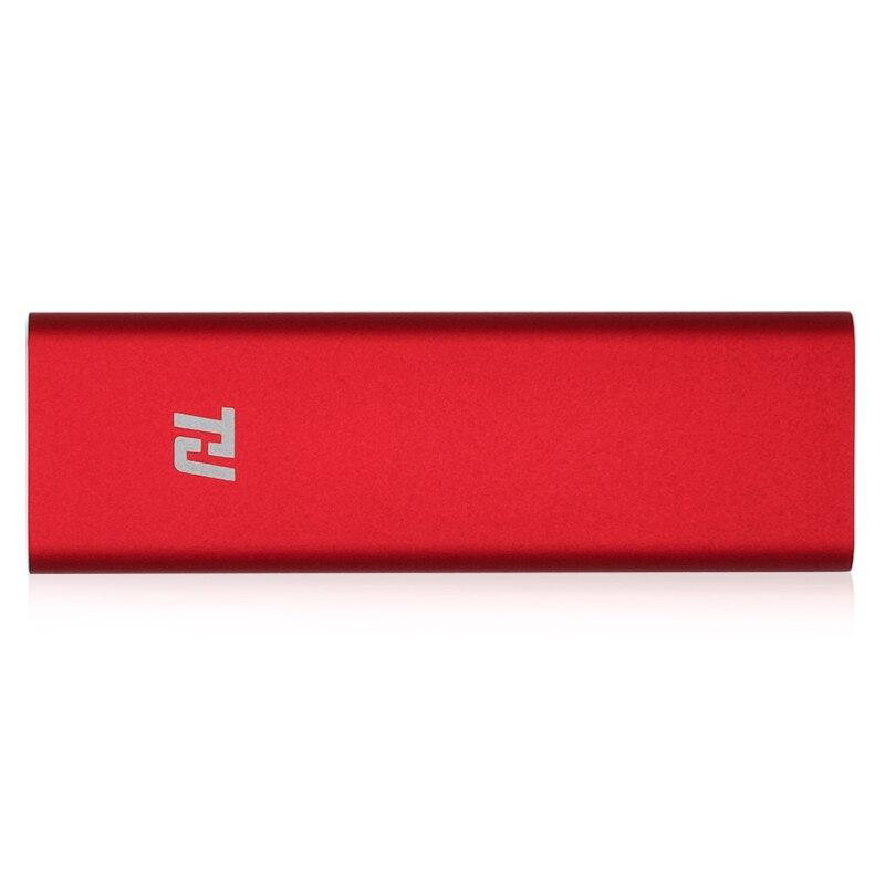 JEU Mini SSD 128 GB Externe HD Lecteur à État Solide 256 GB 512 GB 1 TO Portable SSD USB3.1 400 mo/s pour PC Ordinateur Portable Notebook