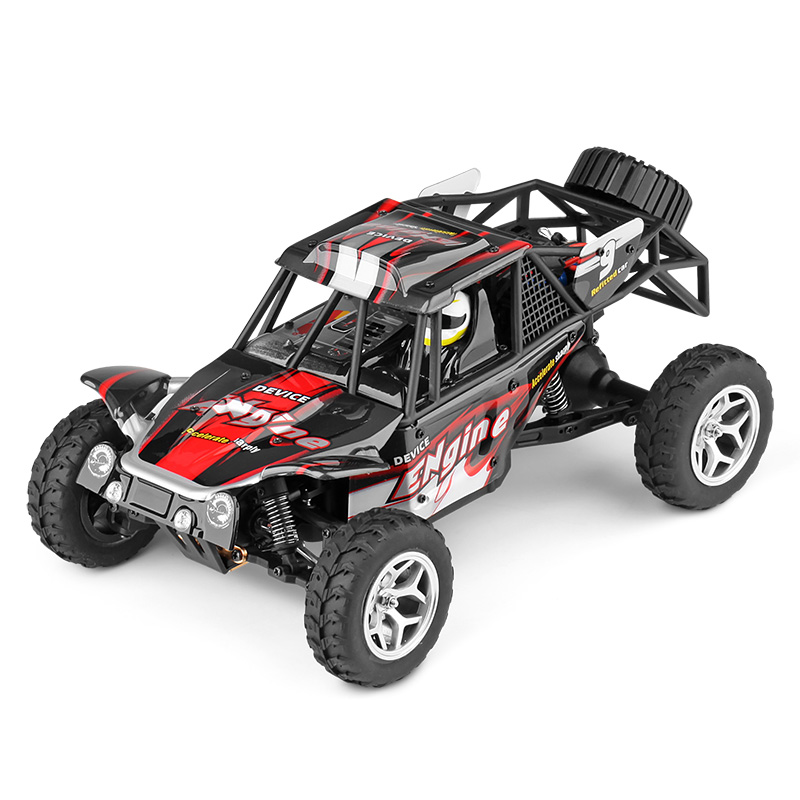 Original 1:18 4WD RC Car 2.4G Off-Road Desert SUV Crawler Radio Control RC Buggy Rock Rover High Speed Big Foot Racing Car Toys 1 24 4wd high speed rc racing car bg1510 rc climber crawler electric drift car remote control cars buggy off road racing model