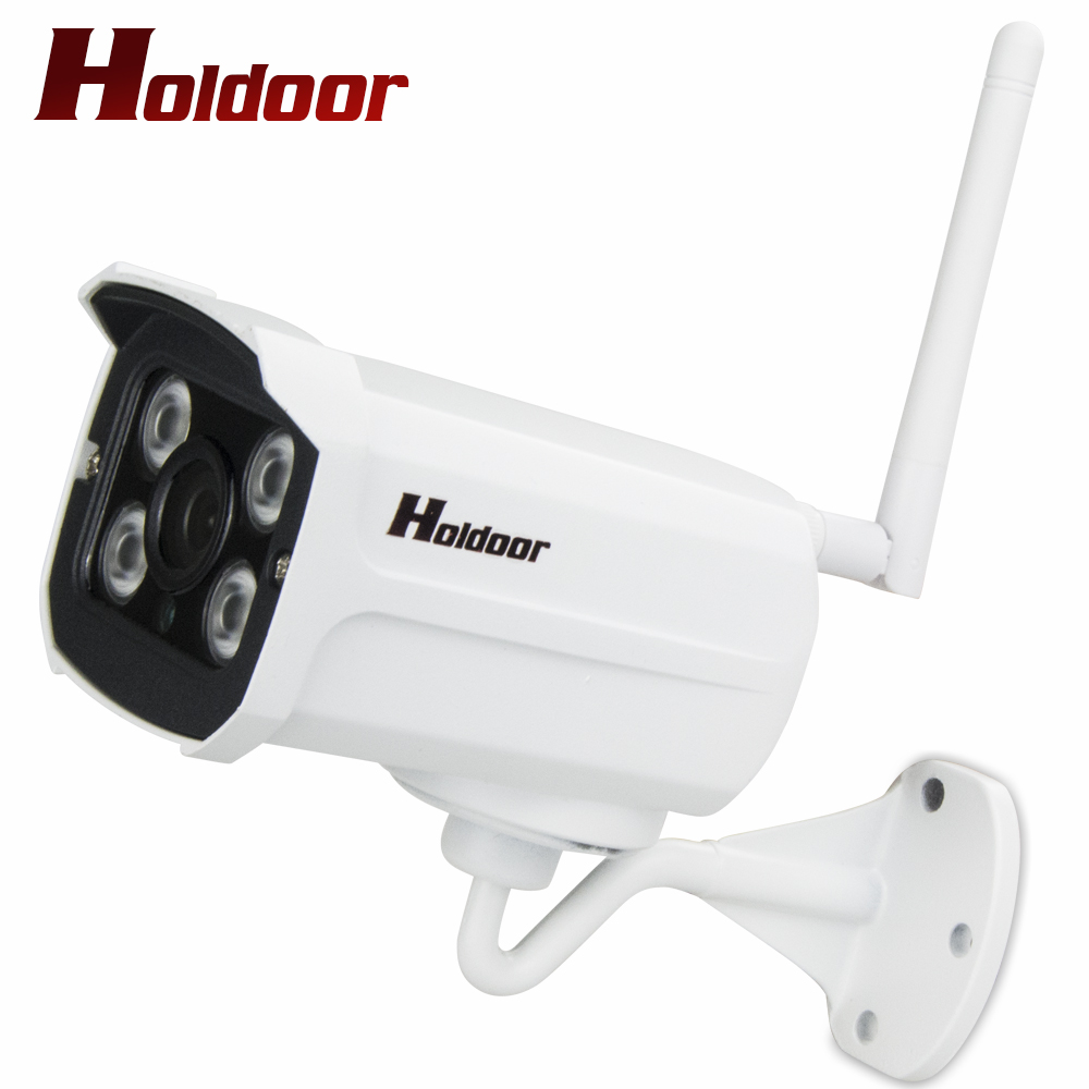 ip camera wifi cctv security wireless surveillance outdoor Waterproof 720P cam onvif system hd infrared p2p onvif With SD Slot