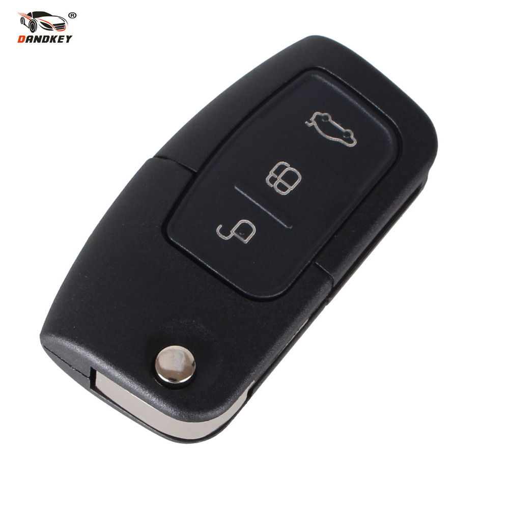 ford fiesta 2011 key fob with Dandkey 3 Button Flip Folding Folding Modified Uncut Car Blank N Key Key Shell Remote Fob Cover For Ford Focus Fiesta C Max Ka With Logo on 2011 Ford Fusion Remote besides Product product id 462 further 202022726809 additionally  furthermore 312366924131763740.
