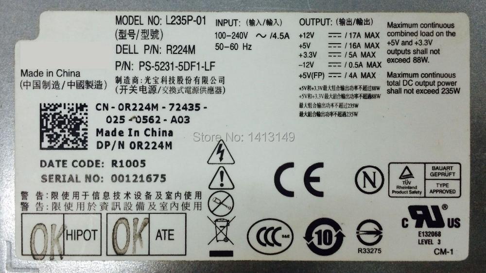 Spesifikasi DELL R224M