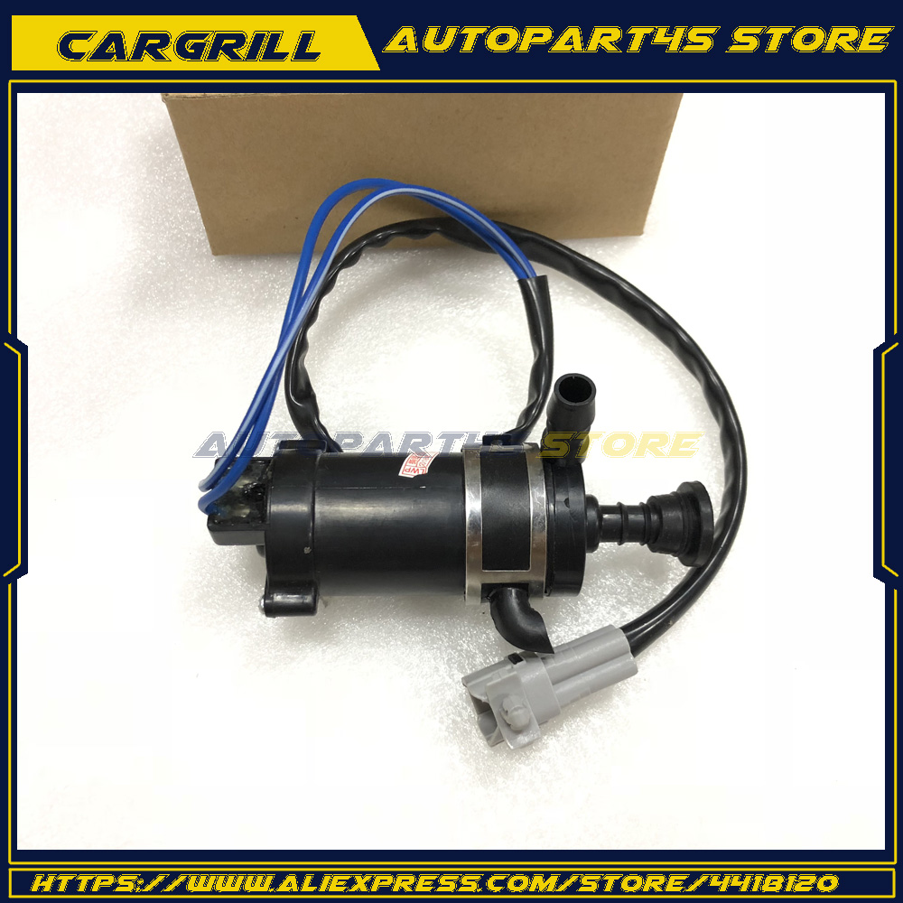 <font><b>Headlamp</b></font> <font><b>Washer</b></font> <font><b>Pump</b></font> FOR MITSUBISHI Pajero V73 V77 V93 V97 3.0L 3.5L 3.8L V6 MN117943 2002-2010 image