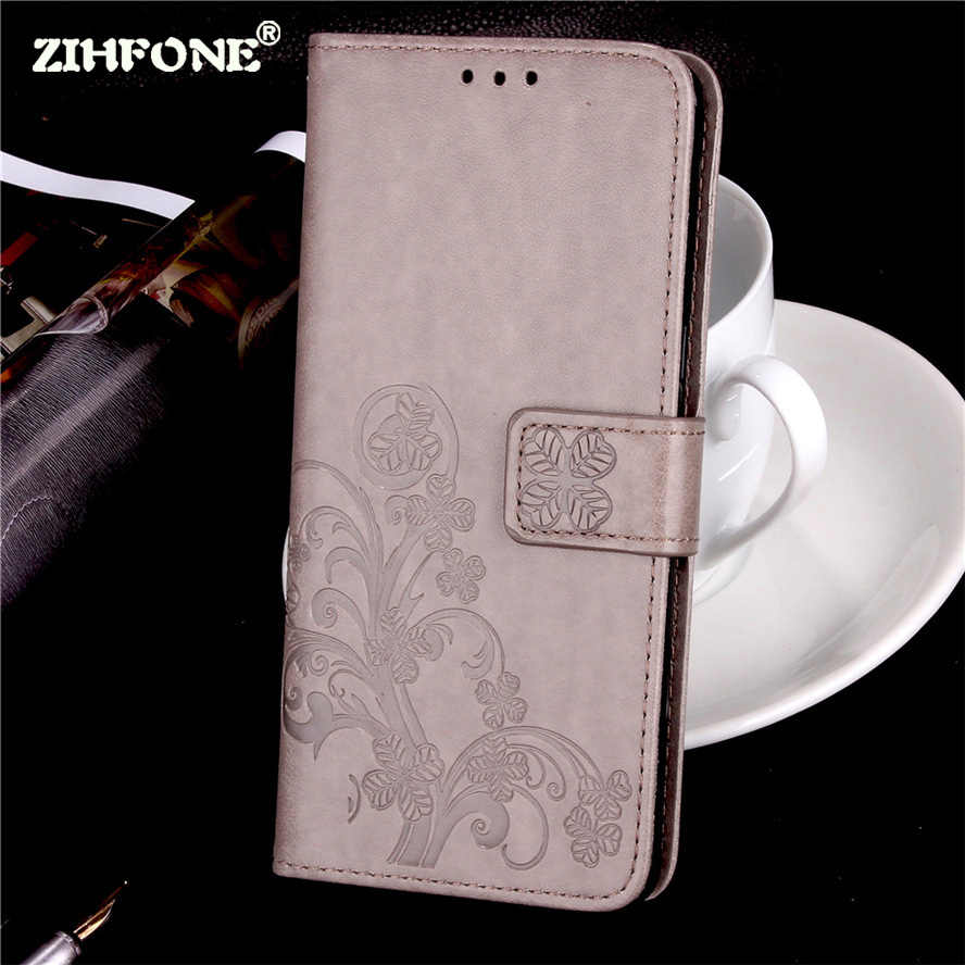 2fc021318eea Asus Zenfone 4 Max ZC554KL Case Wallet Holder Flip PU Leather Stand Cases  For Asus Zenfone