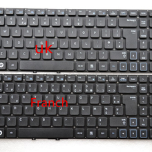 RU/UK/ARFR/Franch/Германия/Belgium/Croatia/Por/HU/TR/SP новая клавиатура для SAMSUNG 300E5A 305E5A 300V5A NP300E5A NP300V5A черный