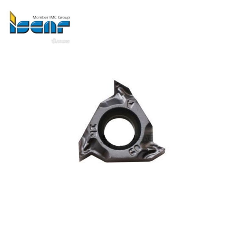 11IRM 1 00ISO IC908 original Iscar threading insert Indexable Tungsten Carbide Threading Lathe Inserts