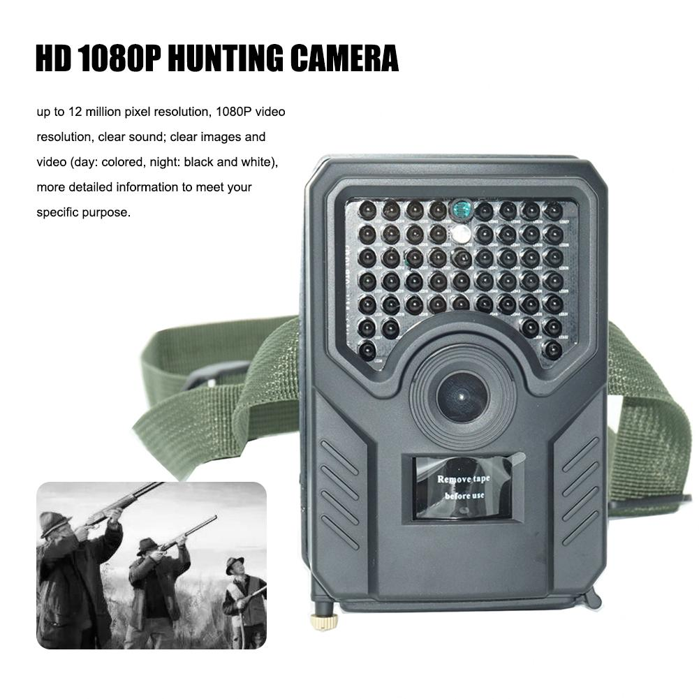 <font><b>PR200B</b></font> HD 1080P Hunting Camera Waterproof Multifunctional Trapping Cam Surveillance Vision Thermal Camera image