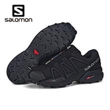 92ff17f6c089e 2019 Salomon Velocità Croce 4 CS originale mens scarpe da corsa Scarpe Da  Ginnastica di Marca Uomini Scarpe Sportive Da Ginnasti.