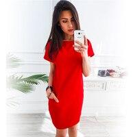 Недорогое летнее платье