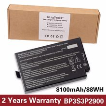 KingSener BP3S3P2900 4418144000490 Laptop Battery for Getac B300 B300X BP3S3P2900 (P) 4418144000490 3ICR19/66-3 10.8V 8100mAh(China)