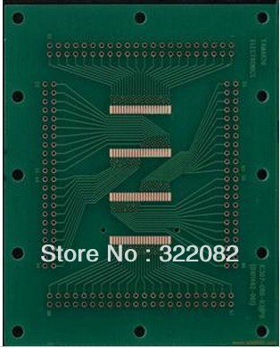 US $69 1  1 Layer Single Sided PCB Manufacturing, HASL Finishing, Fast  Process, Low Cost-in Double-Sided PCB from Electronic Components & Supplies  on