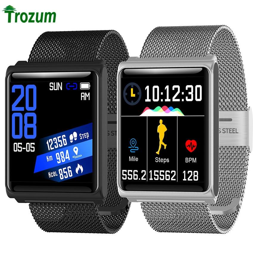 Smart Watch S9 Fitness Bracelet N98 Activity Tracker Waterproof Smart Band Blood Pressure Measurement Wristband Q8 for men