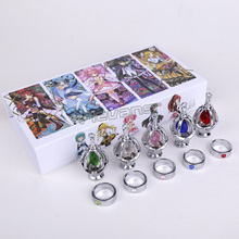 Anime Cosplay Jewelry Set Puella Magi Madoka Magica Akemi Ho