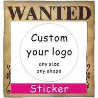 Пользовательские наклейки этикетки свадебные наклейки персонализировать логотип прозрачный клей Круглый Этикетки Подарок Теги украшения...
