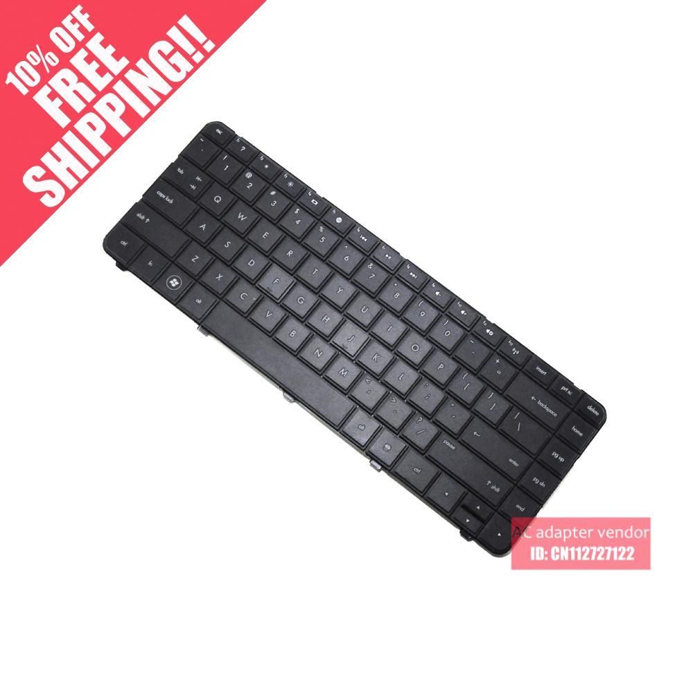 English FOR HP compaq CQ43 Q43 G4 G6 431 436 CQ57 1000 keyboard