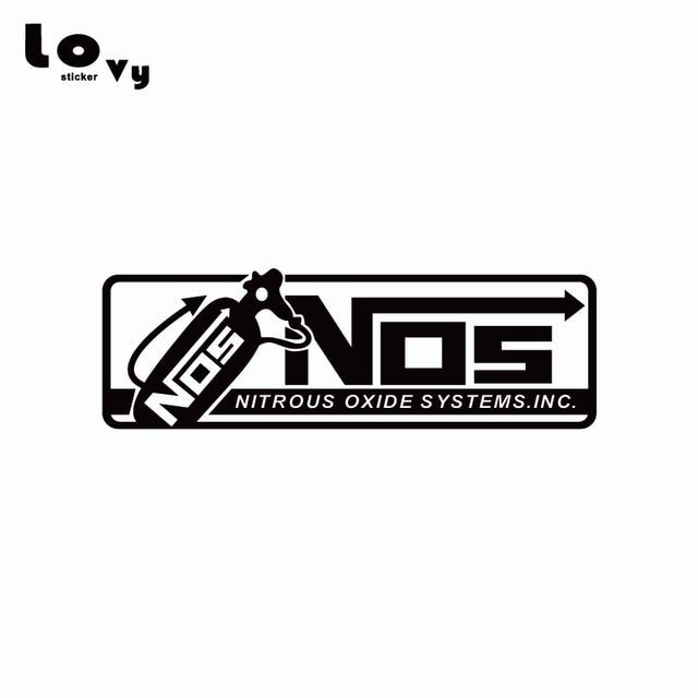 nitrous oxide system nos stickers racing car drag racing funny car