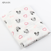 Spring Autumn Aden Anais Swaddleme Muslin Cotton Baby Swaddle Envelopes For Babies Character Owl Bird Lion