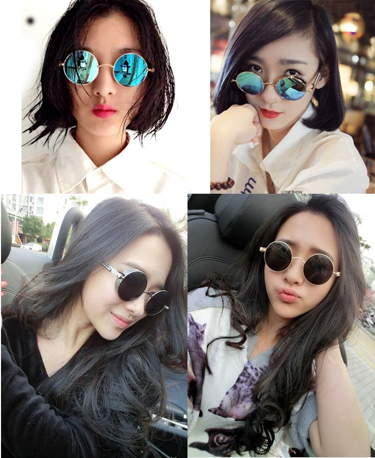 HTB1C8hGKFXXXXcIXpXXq6xXFXXXd - Hot New Vintage Round Metal Steampunk Sunglass Women Brand Designer Metal Carving Sun Glasses Driving Men oculos de sol