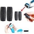 2 pcs Substituição Cabeças de Rolo para S choll Veludo Liso Amope Pedi Express Cuidados Com Os Pés Removedor de Pele Pé Frete grátis