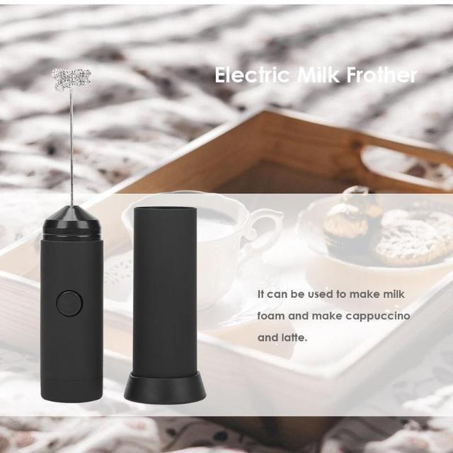 Mini Handheld Electric Milk Foamer