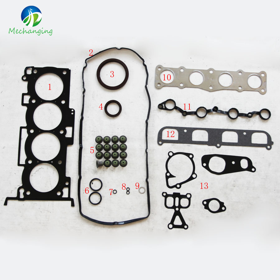 Crankshaft Connecting Rod Bearing Gasket Kompresor Toyota Starlet Denso 13c Exin Car Automotive Spare Parts Overhaul Package G4kc Full Set For Hyundai Sonata Nf Ix35 16v Engine