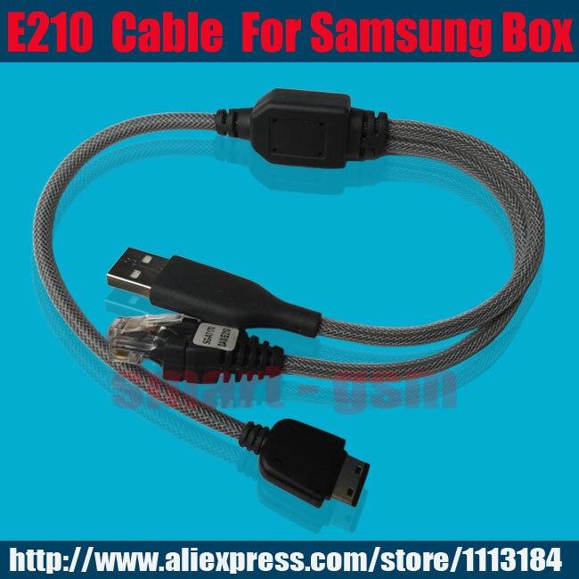 E210 cable for OCTOPUS SPT BOX SAM BOX SAMSUNG E210 Flash unlock