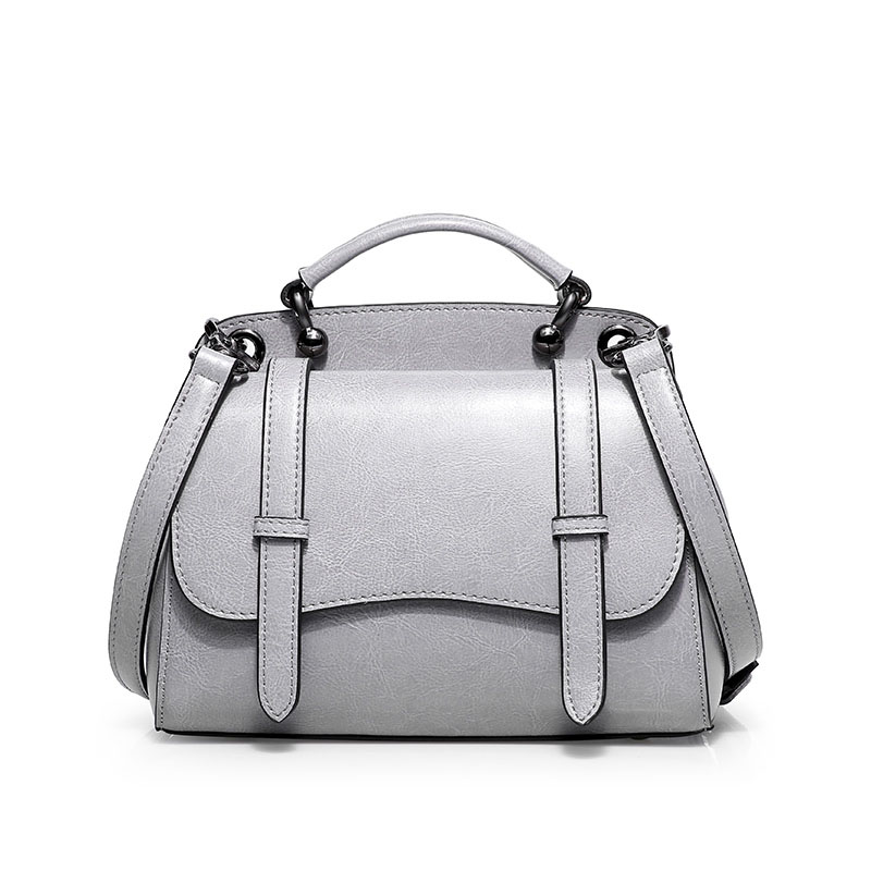 835565db3a07 Aliexpress.com   Buy MANFUNI Quality Genuine Leather Handbag Luxury Ladies  Bag Designer Ladies Gifts Ladies Shoulder Bag Retro Oil Wax Kraft Handbag  from ...
