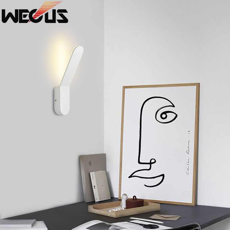 Led Крытый креативный wandlamp современный водонепроницаемый открытый настенный светильник для спальни Фойе бра ванная комната arandelas para parede светильники
