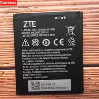 100% High Quality 2400mAh Li3824T44P4h716043 Battery For ZTE Blade A520 A521 BA520 Mobile Phone Battery