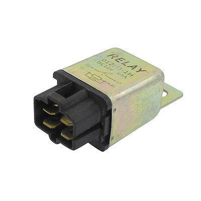 Auto Car Air Conditioner DC 12V 40A 4 Pin Power Relay 12v rtt7121a 40a 4pin small electromagnetic relay 4 pin car diy general electric relays