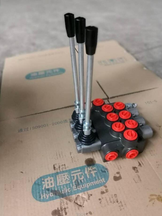 Буровые установки для скважин на воду, гидравлические детали, регулирующий клапан, 3 катушки P40