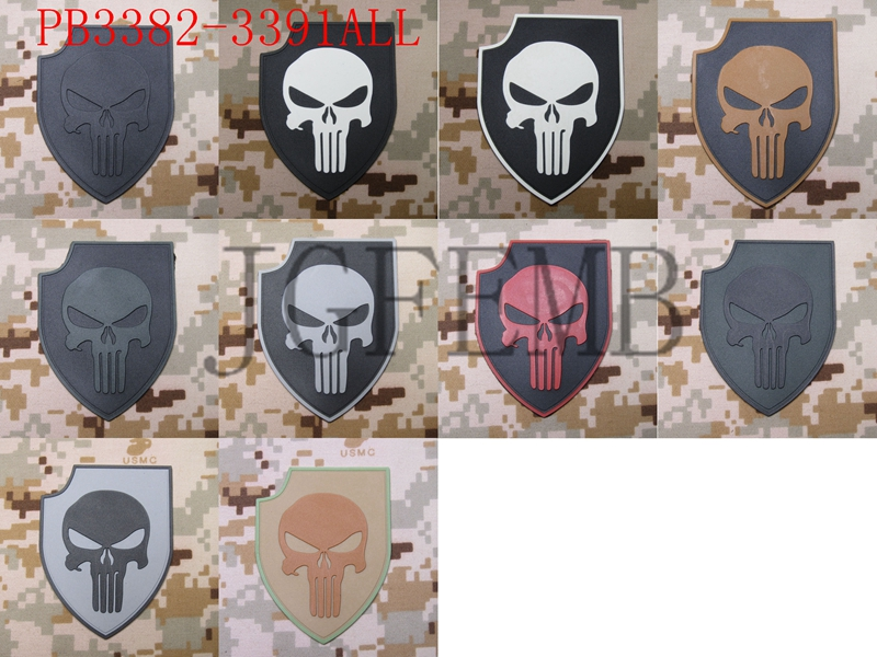 Desert Digital Act Of Valor Punisher Sealteam6 Morale Tactical Military Outdoor Embroidery Patch Badges B2218 Car & Truck
