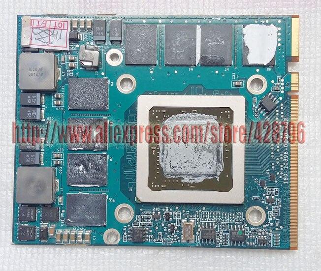 Défectueux! 180-10398-0000-A02 661-4664 nVidia 8800GS 512 MB Graphiques Vidéo Carte D'extension pour A1225 24 2008 (MB398), FS