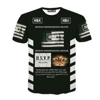 R.S.V.P HBA Print T-shirt
