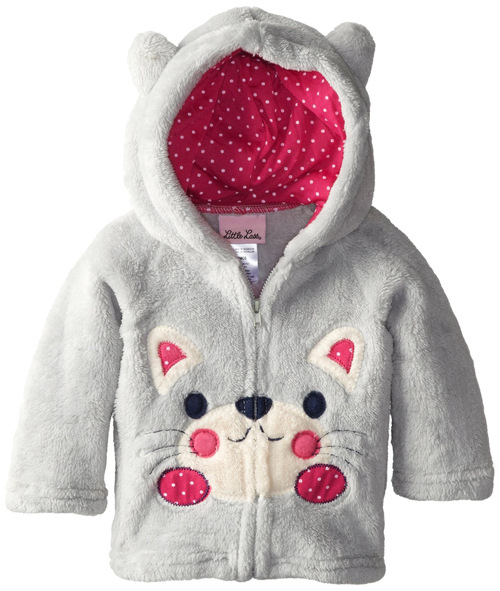 0-5Year / Sonbahar Kış Bebek Kız Erkek Giyim Mont Ve Ceketler - Çocuk Giyim - Fotoğraf 6