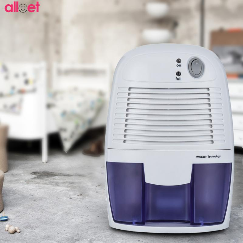 Mini Dehumidifier for Home Portable 500ML Moisture Absorbing Air Dryer with Auto-off and LED indicator Air Dehumidifier small current motor protector for small home appliances like air dryer dehumidifier fan and exhaust fan
