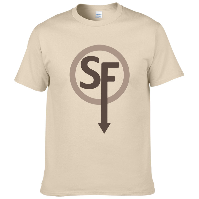 2019 New Sally face Mens T-shirts Summer T shirt Fashion Cotton Printing Face Short Sleeve  Casual