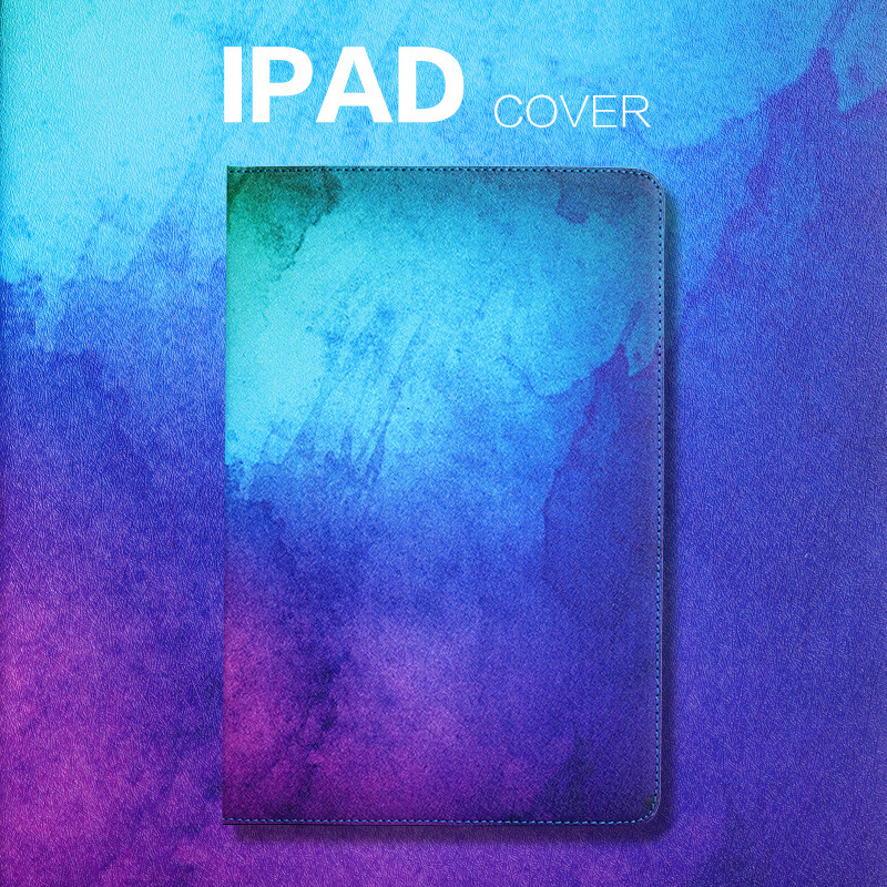 High Quality Tablet Case For Apple iPad 2 3 4 universal Fashion Flip Stand Cases iPad2 Cover