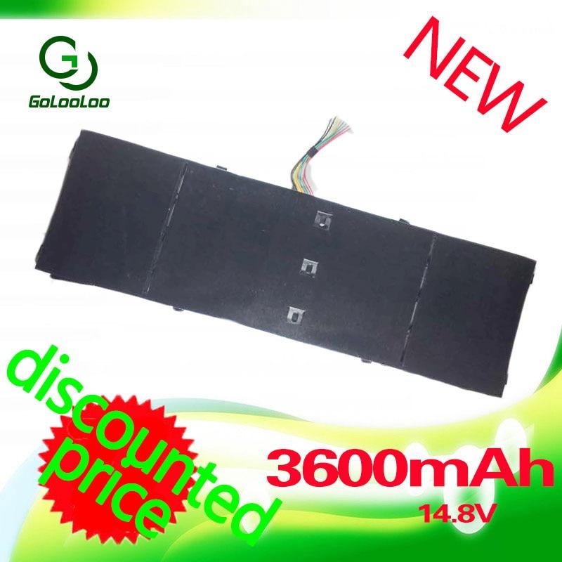 Golooloo 14.8V Laptop Battery For Acer Aspire AP13B3K AP13bPB8K M5-583P R7 V5-572P R7-571 V5-572G original new al12b32 laptop battery for acer aspire one 725 756 v5 171 b113 b113m al12x32 al12a31 al12b31 al12b32 2500mah