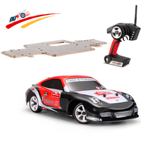Wltoys A969 RC Racing Car 4WD 2.4GHz 4CH Drift 1:28 High Speed 30km/h Alloy Chassis Gift Toy Radio Control Vehicle Remo Car