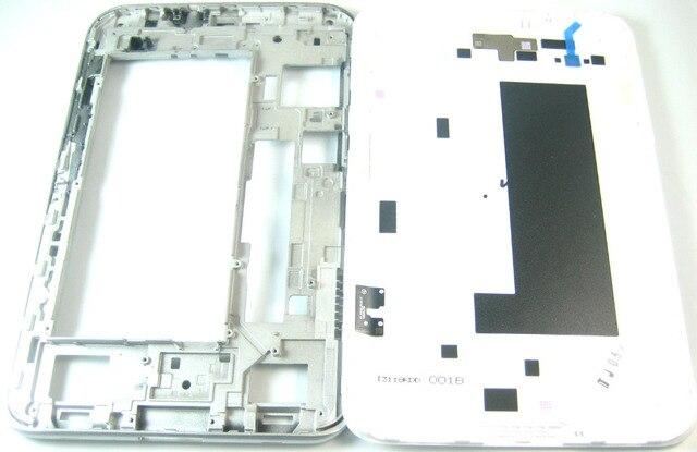 Замена Покрытия Жилья для Samsung Galaxy Tab 2 7.0 SM-P3100 P3100 (3 Г) Белый