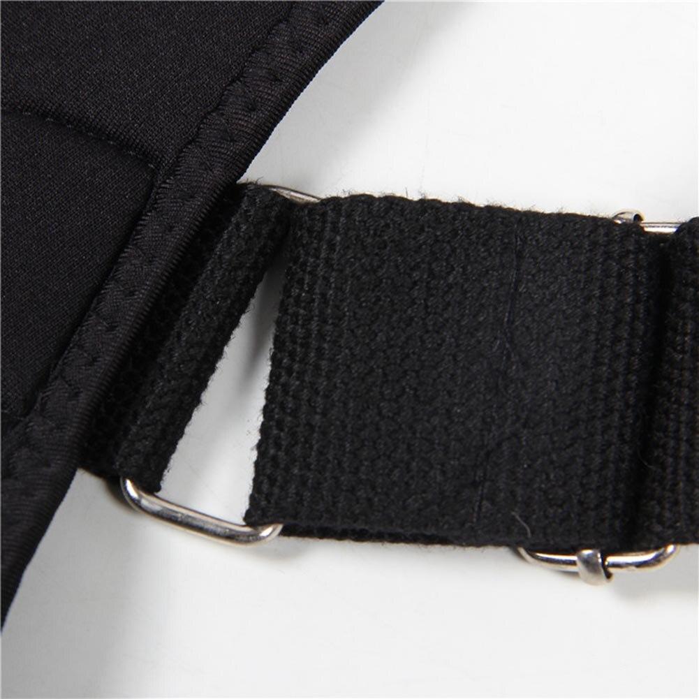 Newly Men Women Posture Corrector Adjustable Magnetic Therapy Unisex Brace Shoulder Back Support Straighten Belt