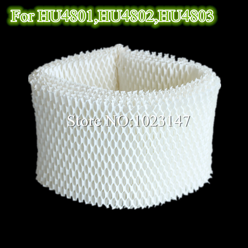 1 piece Humidifier filters,Filter Bacteria and Scale Replacement for Philips HU4801 HU4802 HU4803 Humidifier Parts