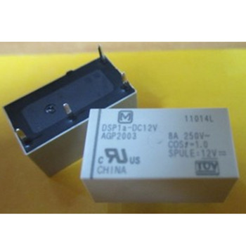 wholesale   10pcs/lot   relay    DSP1A-DC12V